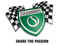 Shannons - share the passion
